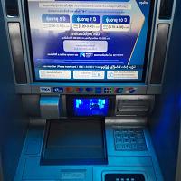【最新】クルンタイ銀行ATM機から現金の引き出し方 in 2021