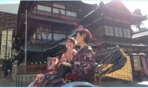 気になる番組 もういちど、日本 松山 道後温泉の人々