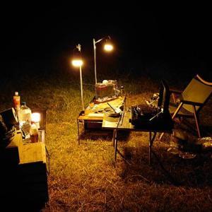 久しぶりの笠置キャンプ(宿泊編)