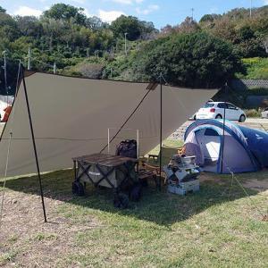 貝づくしキャンプ