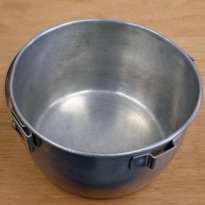 メーカー不詳 アルミ蔓付き鍋