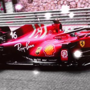 【2021F1】第5戦モナコGP -フリー走行・公式予選-