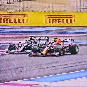 【2021F1】第7戦フランスGP -決勝-
