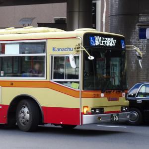 【バスに乗って出かけよう】神奈中まみれ~八王子から橋本まで、遠回りして行こう!