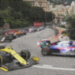 【2019 F1】にせ ジム・クラークトロフィーおよびにせ コーリン・チャップマントロフィー、再び!