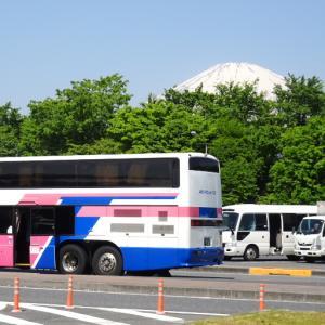 【バスに乗って出かけよう】西日本JRバス・東海道昼特急3号乗車記(前編)