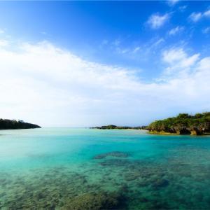 日本一周後編2日目  人も景色も美しい「ちゅら島」