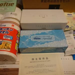 日本製紙優待到着
