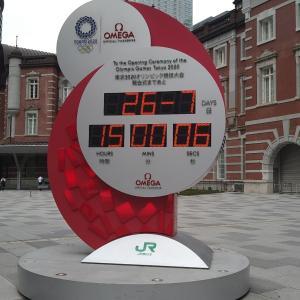 カウントダウン時計