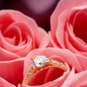 プロポーズを受け成婚退会♡おめでとうございます♪