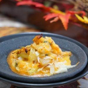 秋におすすめの料理「紅葉焼き」