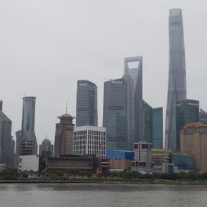 上海料理研修、食べつくしの旅、町並み編