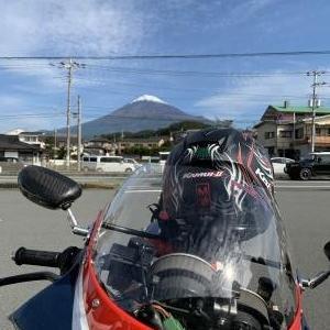 10/26~27 富士山ツーリング その1