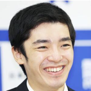 白井健三さんの笑顔