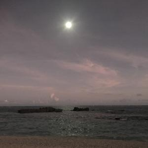 与論島 十五夜