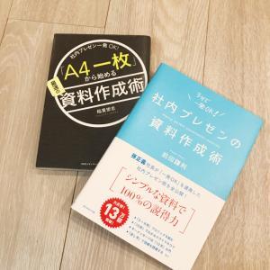 昇級試験(社内プレゼン)の為に購入した本と、すぐ読む本の置き場所