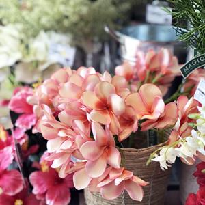FEJ試験課題制作の花材を生徒様と仕入れに行きました(*^-^*)