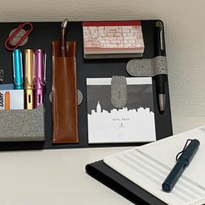 【テレワーク時代の文房具整理術】磁石を使って自在にカスタマイズが楽しめる収納・整理ツールMagEasy