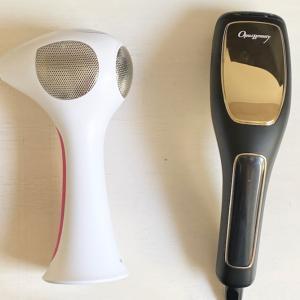 レーザー式と光式・効果があるのはどっち?二つの脱毛器でワキ脱毛を行い検証(毎週更新)
