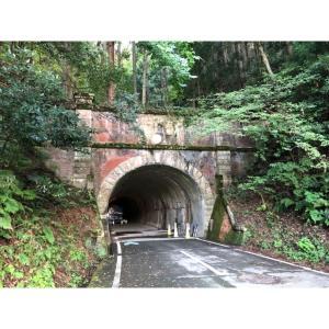 旧賤ヶ岳トンネル(賤ヶ嶽隧道)がマツコの知らない世界で紹介されました