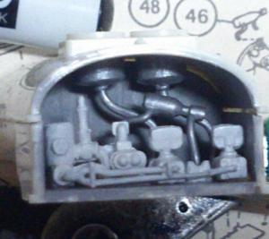 1/76 ベッドフォードQL・燃料補給車 (3)