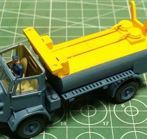 1/76 ベッドフォードQL・燃料補給車 (6)