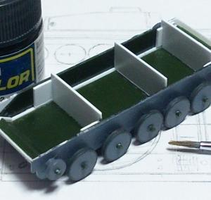 T-44改造仮装タイガーI (4)