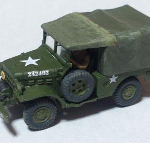 1/87 ダッジWC52トラック (10)