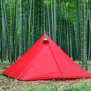 【PANDA】tent-Mark DESIGNSのパンダテントはソロキャンプにおすすめ!