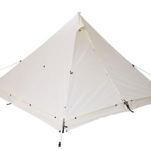 【パンダVC+】パンダVCがスカートを装備してリニューアル!tent-Mark DESIGNS
