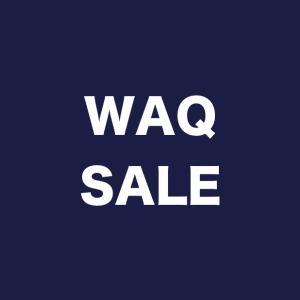 WAQオンラインストアにて最大35%OFF!サマーセール開催!