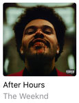🎵After Hours