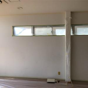 diyな毎日(´∀`)♡ living room diy その2  漆喰塗りにTRY