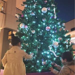 娘 5歳3ヶ月 息子1歳11ヶ月 いまさらクリスマス記録