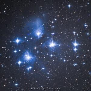 星はすばる。