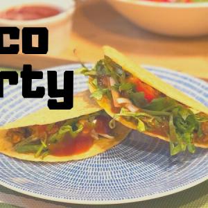 キットで簡単だけど本格的!メキシカンタコスのタコキットで手作りタコス