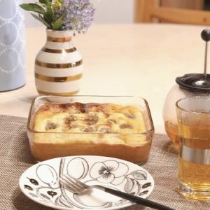 お家カフェ ホットケーキミックスで簡単バナナケーキ