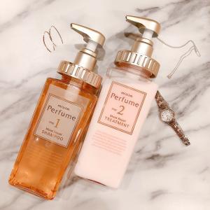 香水みたいなボトルが可愛い!サラサラ髪になれるシャンプー
