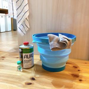 スーッと爽やか!ハッカ油で床掃除 &繰り返し使えてエコなこれをポチ