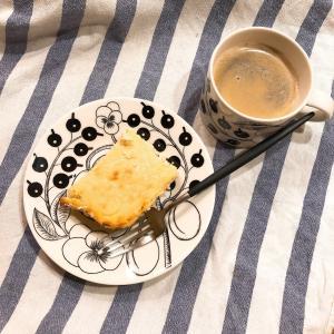 簡単お豆腐ベイクドチーズケーキとスーパーセール大物ラストポチ!