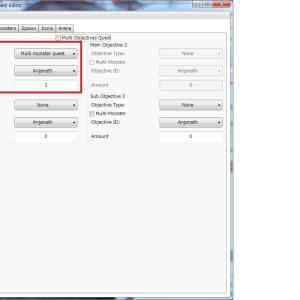 PC版MHW Quest Editorを使用したクエストの編集例 その③