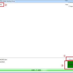 PC版MHWアイスボーン 武器改造MODの導入メモ