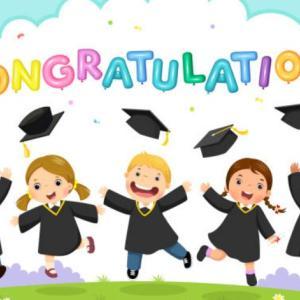 英語で伝えてみよう!卒業や卒園のお祝いに使えるメッセージ例文集