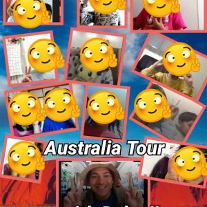 まさに旅行した気分♪ オーストラリアへ行ってきました!!!