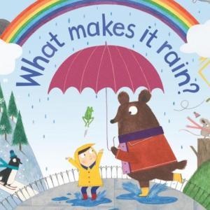 雨の日にピッタリの英語絵本8選 幼児~小学生低学年向け