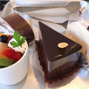 逗子 珠屋洋菓子店 のケーキ