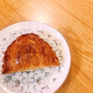 美味しい♡信州リンゴカスタードパイ
