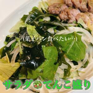 ダイエットマイナス5キロ\(^o^)/1日の食事記録&エル様の妹ビション