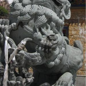 115 ブムタンの寺院 (ジャンパ・ラカン (3)甦る最古の寺)