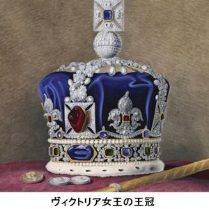 169ワタリガラスの王冠((2))守護神の頭と目が光る)